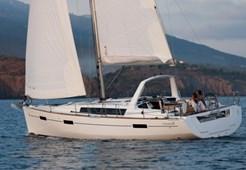 S Beneteau Oceanis 41 for charter in Zaton