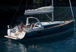 S Beneteau Oceanis 48  5 cab for charter in Seget Donji