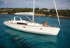 S Beneteau Oceanis 50 * for charter in Seget Donji