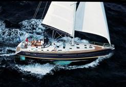S Beneteau Oceanis 523 for charter in Kastela, Split