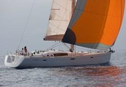 S Beneteau Oceanis 54 for charter in Seget Donji