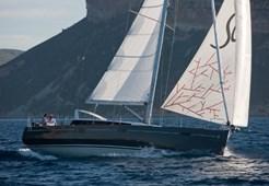 S Beneteau Sense 50 for charter in Murter
