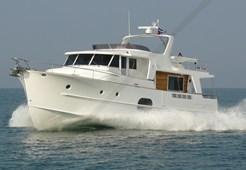 M Beneteau Trawler 52 for charter in Split