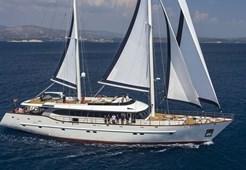 S Custom Navilux for charter in Split