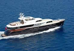 L Cyrus Yachts 34 for charter in Dubrovnik