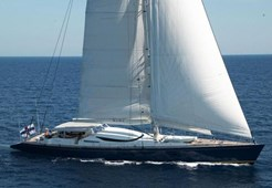 L Dereli Yachts 127 for charter in Split