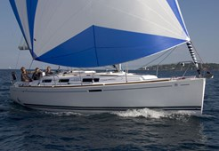 S Dufour 325 for charter in Pula