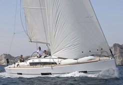 S Dufour 412 for charter in Pula