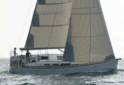 S Dufour 45 Evolution-3 cabins for charter in Izola