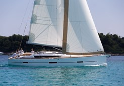 S Dufour 460 for charter in Pula