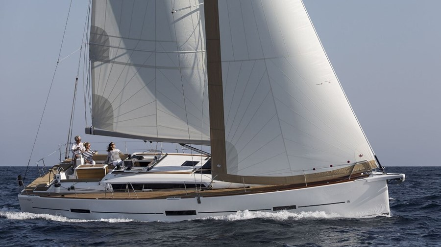 Dufour 460 Grand Large for charter in Dubrovnik