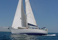 S Dufour 50 for charter in Pula