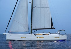 S Dufour 56 Exclusive for charter in Primosten