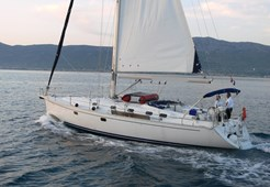 S Dufour GibSea 51 for charter in Trogir