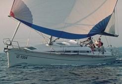 S Elan 333 for charter in Split