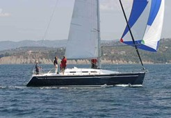S Elan 37 for charter in Biograd