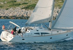 S Elan 434 Impression - 3 cab for charter in Trogir