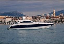 M Fairline Targa 62 for charter in Split