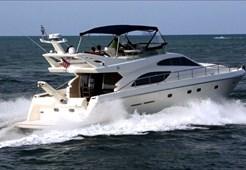 M Ferretti 530 for charter in Split