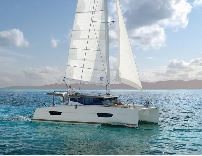 Fountaine Pajot 40 for charter in Biograd