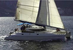 C Fountaine Pajot Athena 38 for charter in Murter
