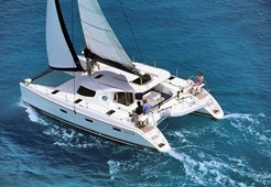 C Fountaine Pajot Bahia 46 for charter in Murter