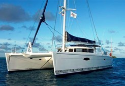 C Fountaine Pajot Eleuthera 60 for charter in Trogir