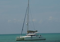 C Fountaine Pajot Lavezzi 40 for charter in Seget Donji