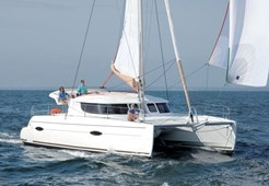 C Fountaine Pajot Lipari 41 for charter in Seget Donji