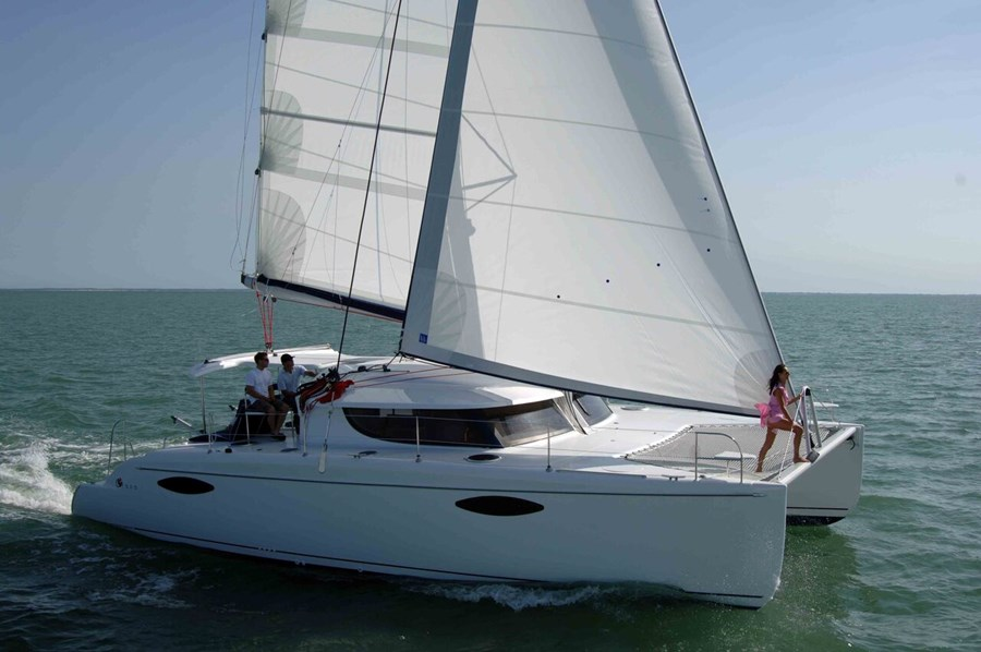 Fountaine Pajot Orana 44 for charter in Trogir
