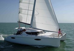 C Fountaine Pajot Orana 44 for charter in Trogir