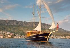 G Gulet Altair for charter in Split