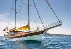 G Gulet Angelica for charter in Trogir