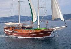 G Gulet Anna-Marija for charter in Split