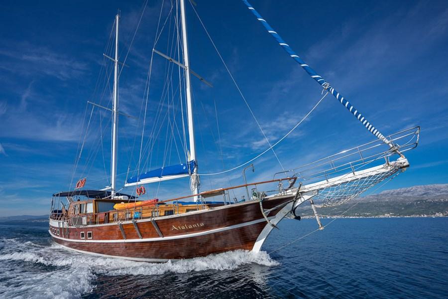 Gulet Atalanta for charter in Split