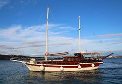 G Gulet Babac for charter in Trogir