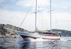 G Gulet Bonaventura for charter in Split
