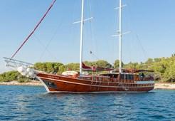 G Gulet Croatia for charter in Sibenik