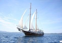 G Gulet Gardelin for charter in Split