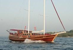 G Gulet Krila 7 for charter in Sibenik