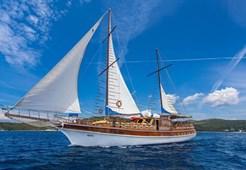 G Gulet Linda for charter in Split