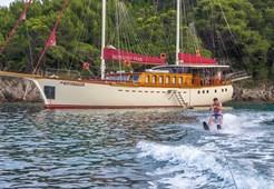 G Gulet Morning Star for charter in Trogir