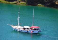 G Gulet Prvi Odisej for charter in Split