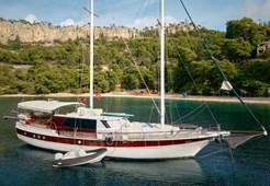 G Gulet San for charter in Trogir