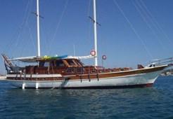 G Gulet Ser for charter in Trogir