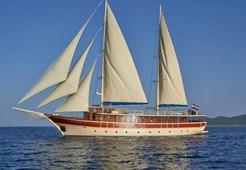 G Gulet Tajna Mora for charter in Split