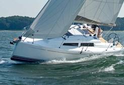 S Hanse 315 for charter in Kastela, Split