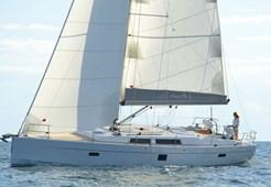 S Hanse 445 for charter in Split