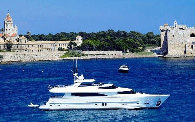 Horizon 97 for charter in Split