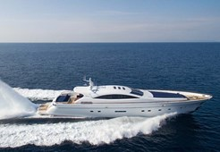L Italcraft 105 for charter in Dubrovnik